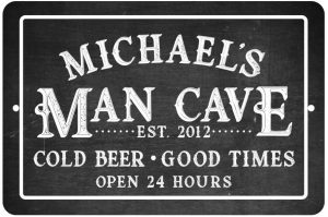 Man Cave Décor - Our Top 10 Picks!