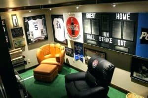 Top 6 Man Cave Ideas If You Have Limited Space